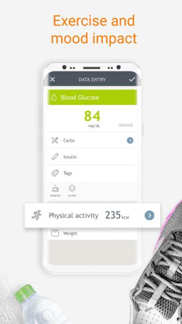 Dario Blood Glucose Tracker & Logbook for Diabetes screenshot 5
