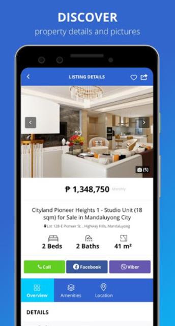 Lamudi Philippines: Buy and Rent Properties screenshot 1