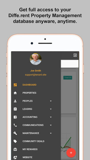 Property Management for Landlords and Owners screenshot 1