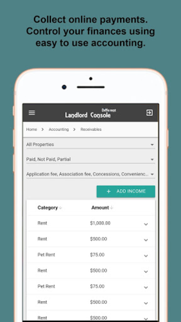 Property Management for Landlords and Owners screenshot 2
