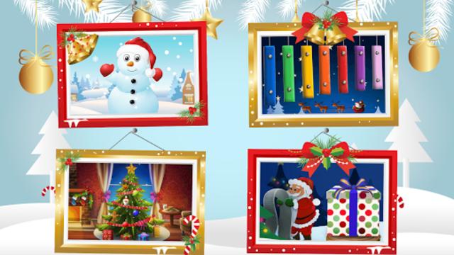 Toddler Sing and Play Christmas screenshot 1