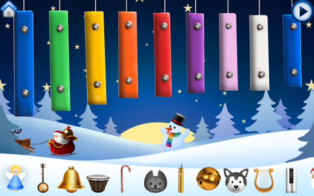 Toddler Sing and Play Christmas screenshot 8