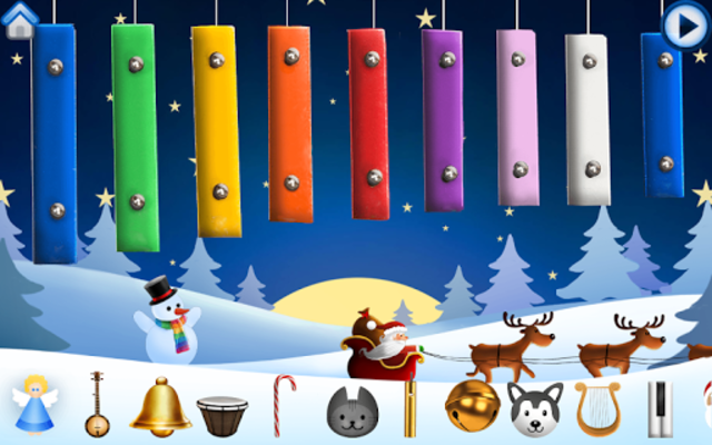 Toddler Sing and Play Christmas screenshot 13