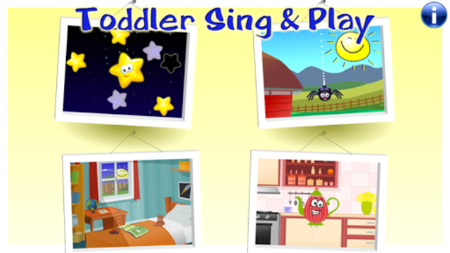 Toddler Sing and Play screenshot 1