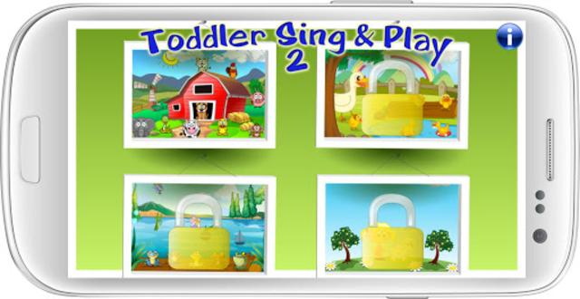 Toddler Sing and Play 2 screenshot 1