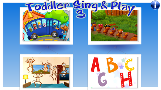 Toddler Sing and Play 3 screenshot 1