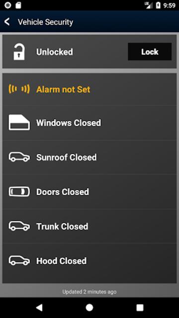 Land Rover InControl Remote screenshot 6