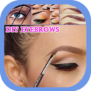 Icon for Eyebrow Tutorial Step By Step