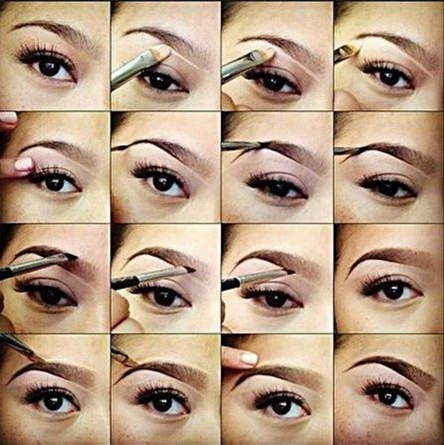 Eyebrow Tutorial Step By Step screenshot 1