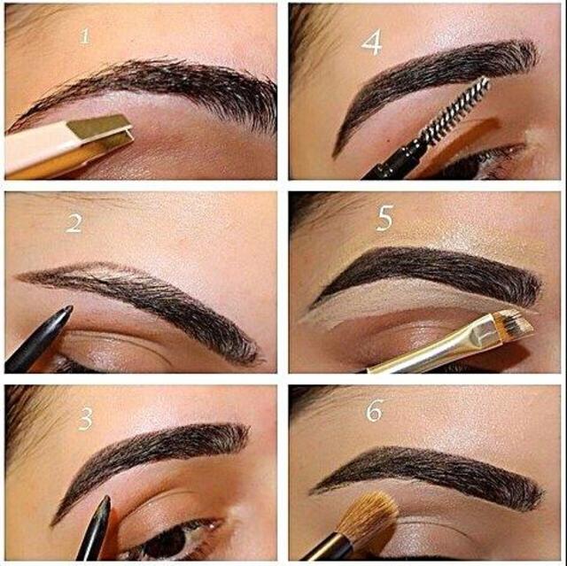 Eyebrow Tutorial Step By Step screenshot 2