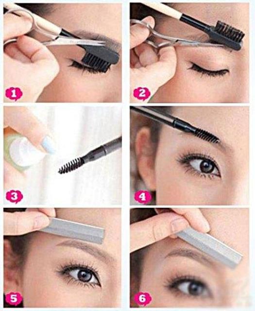 Eyebrow Tutorial Step By Step screenshot 3