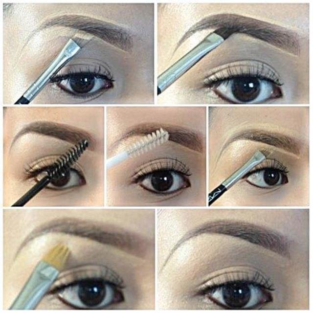 Eyebrow Tutorial Step By Step screenshot 6