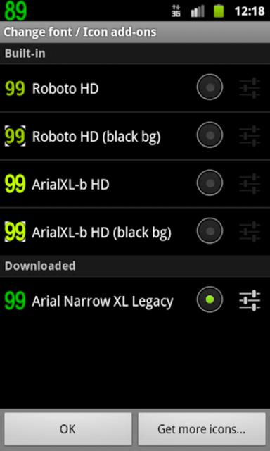 BN Pro ArialXL Legacy Text screenshot 3
