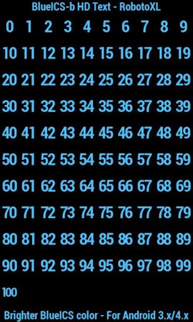 BN Pro BlueICS-b HD Text screenshot 4