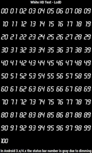 BN Pro White HD Text screenshot 6