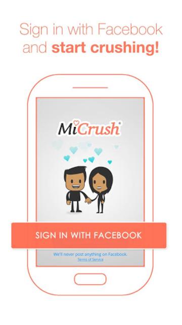 MiCrush - Latino Dating screenshot 1