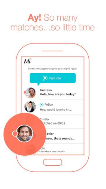MiCrush - Latino Dating screenshot 5