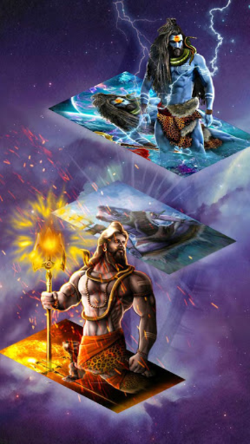 About: Lord Shiva Mahakal Live Wallpaper (Google Play version