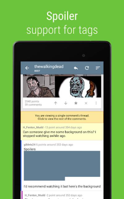 Sync for reddit (Dev) screenshot 17