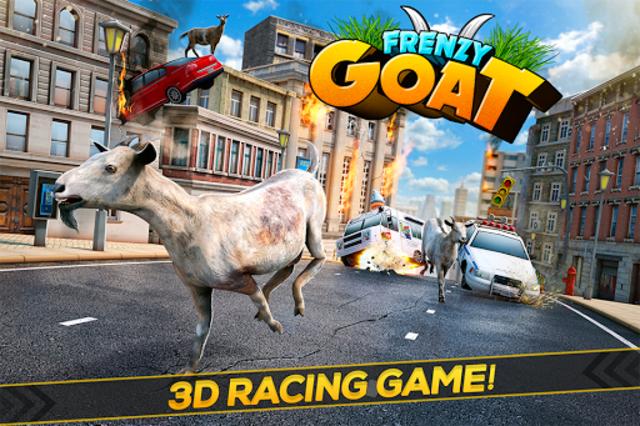 Frenzy Goat: A Simulator Game screenshot 1