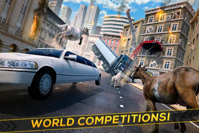 Frenzy Goat: A Simulator Game screenshot 2