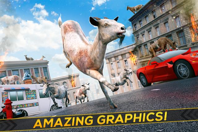 Frenzy Goat: A Simulator Game screenshot 3