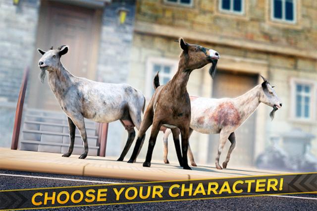 Frenzy Goat: A Simulator Game screenshot 4