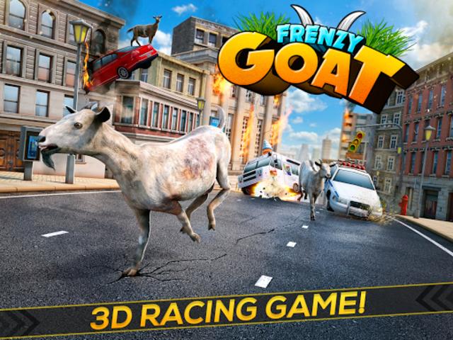 Frenzy Goat: A Simulator Game screenshot 5