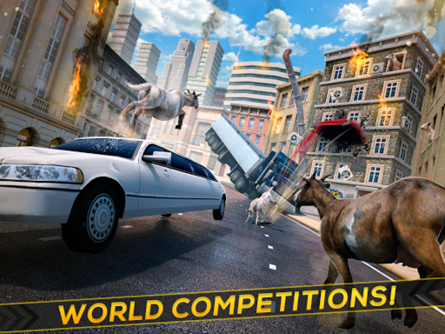 Frenzy Goat: A Simulator Game screenshot 6