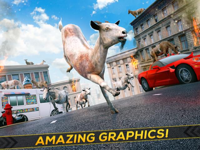 Frenzy Goat: A Simulator Game screenshot 7