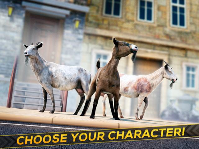 Frenzy Goat: A Simulator Game screenshot 8