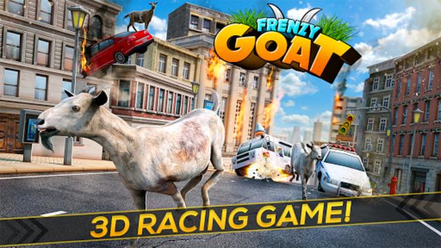 Frenzy Goat: A Simulator Game screenshot 9