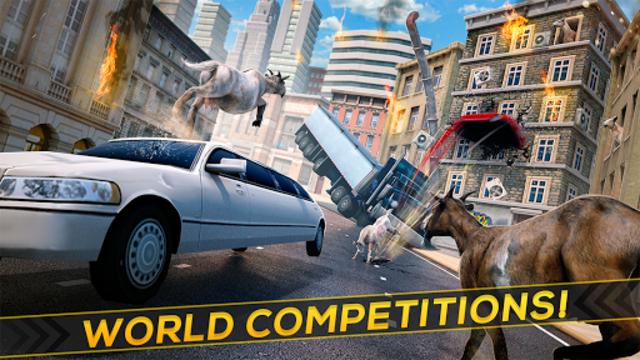 Frenzy Goat: A Simulator Game screenshot 10