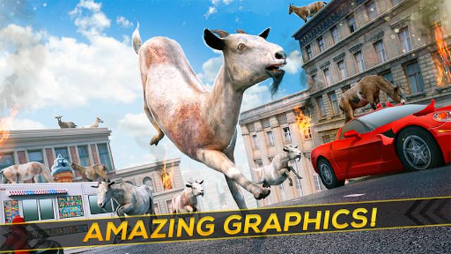 Frenzy Goat: A Simulator Game screenshot 11