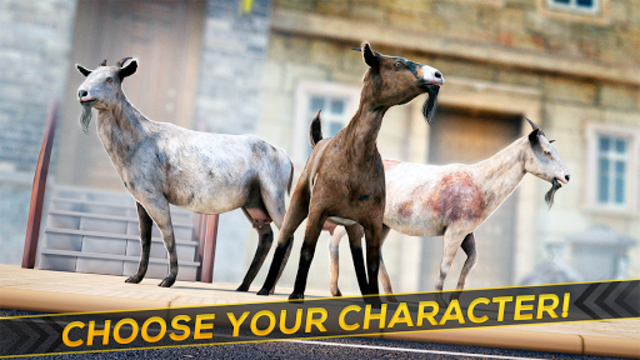 Frenzy Goat: A Simulator Game screenshot 12
