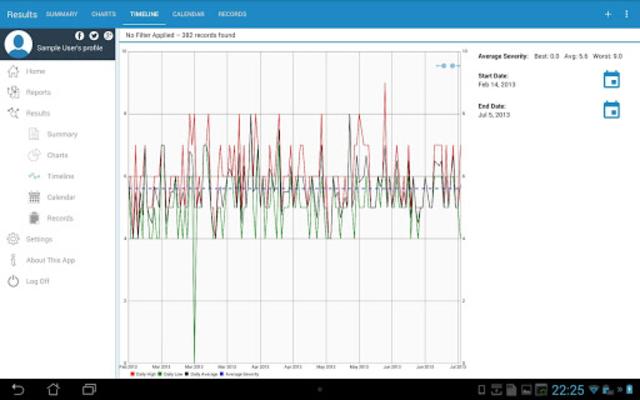 Manage My Pain Pro screenshot 8