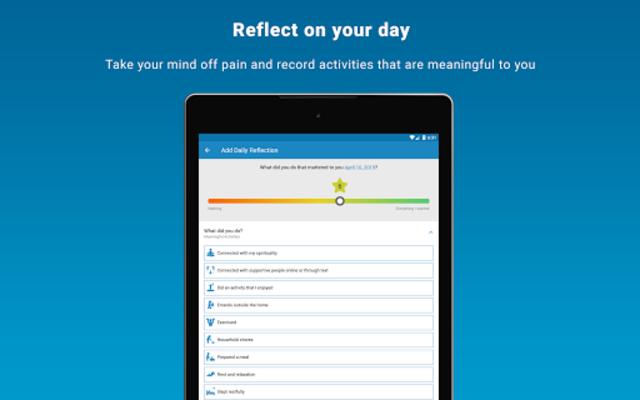 Manage My Pain Pro screenshot 9