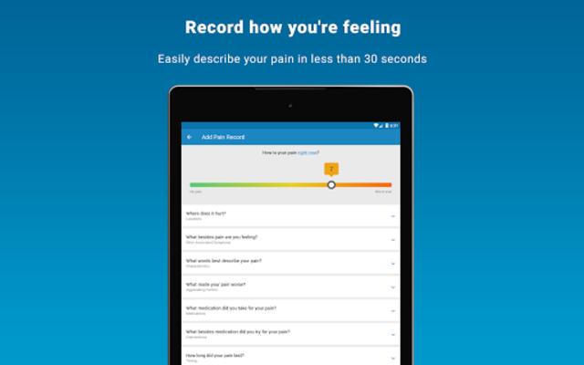 Manage My Pain Pro screenshot 14