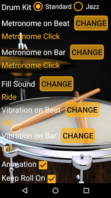 Drum Loops & Metronome Pro screenshot 5