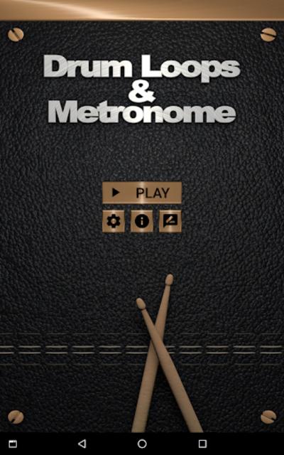 Drum Loops & Metronome Pro screenshot 7