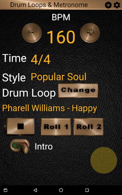 Drum Loops & Metronome Pro screenshot 8