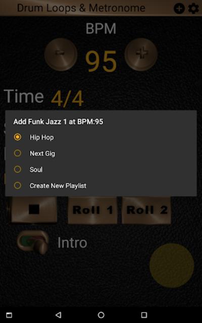Drum Loops & Metronome Pro screenshot 10