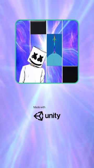 Magic Marshmello Piano Game screenshot 1