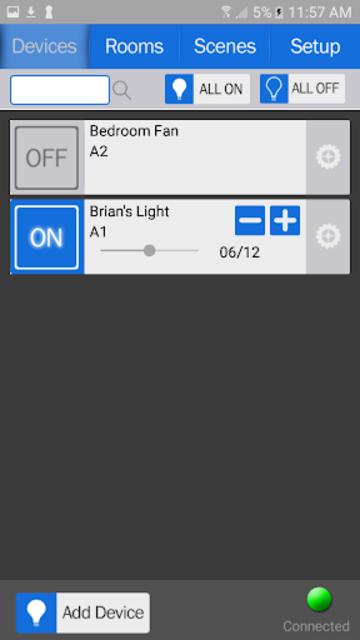 X10 WiFi screenshot 3