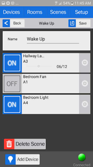 X10 WiFi screenshot 6