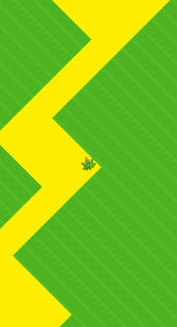 Zig Zag Weed Game screenshot 10
