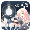 Icon for Piano Tile - The Music Anime