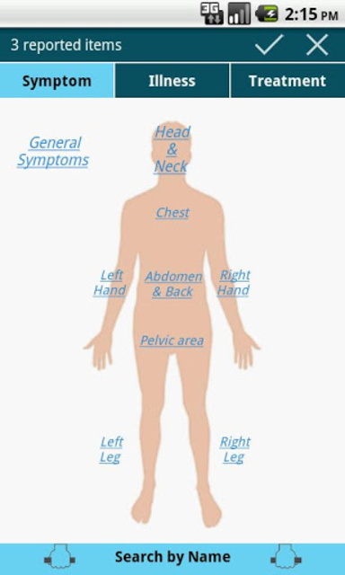 Medicalog for Families screenshot 3