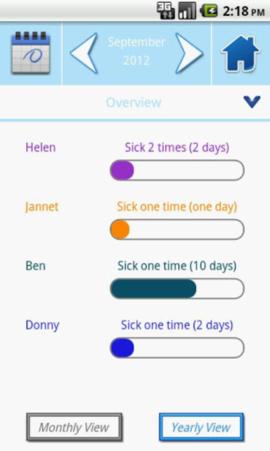 Medicalog for Families screenshot 7