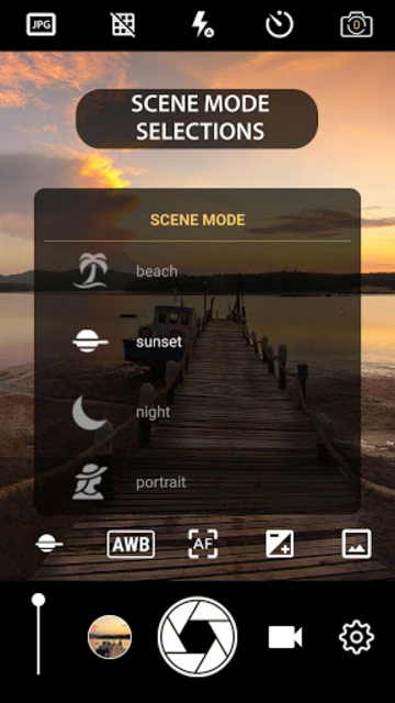 Manual Camera : DSLR Camera Professional (Procam) screenshot 7